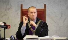 Sędzia Dominik Czeszkiewicz