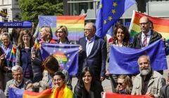 Bruksela, 17 maja 2018, Dzień Walki z Homofobią