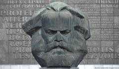 Karl Marks, pomnik w Chemnitz