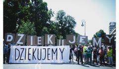 Zawieszenie protestu w Sejmie, 27 maja 2018