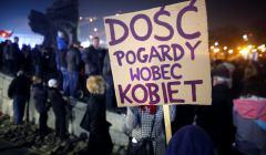 Miedzynarodowy Strajk Kobiet - Katowice