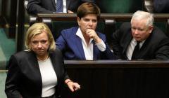 Posiedzenie inauguracyjne Sejmu VIII kadencji