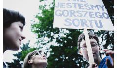 De2monstracja poparcia pod Sejmem, 26 maja 2018