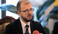 Piotr Dardziński wiceminister nauki i szkolnictwa