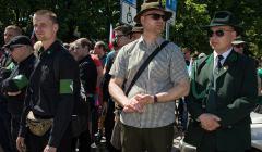 I Marsz Świętego Huberta w Warszawie