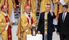 XI Swieto Dziekczynienia w Swiatyni Opatrznosci Bozej w Warszawie