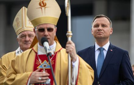 Ku Rzeczpospolitej Katolickiej. Ekspert: Prawdziwym zwycięzcą tych wyborów będzie Kościół
