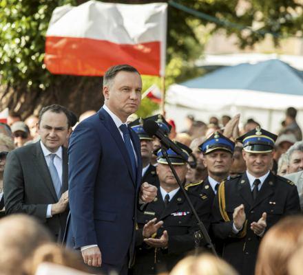 Prezydent chce uznać wyższość prawa polskiego nad prawem UE; prosta droga do Trybunału Sprawiedliwości UE