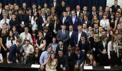 Parlament Dzieci i Mlodziezy na Uniwersytecie Warszawskim