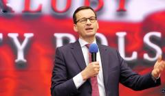 Mateusz Morawiecki, zjazd klubów Gazety Polskiej w Spale, 15 czerwca 2018