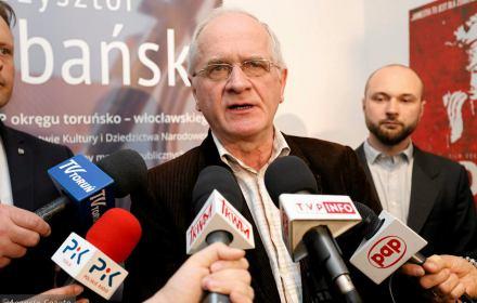 Według Czabańskiego media publiczne mają przedstawiać polską rację stanu, czyli... popierać rząd. Nie zna ustawy?