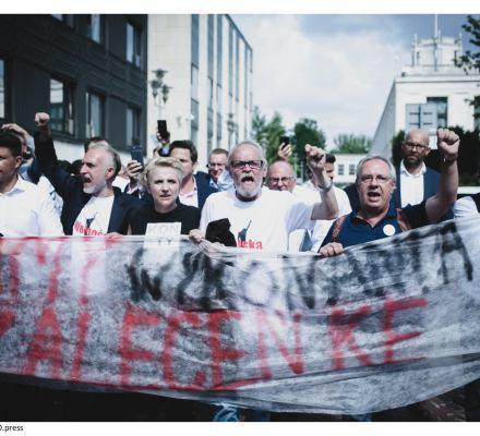 Prokuratura wszczęła dochodzenie w sprawie wwiezienia Obywateli RP do Sejmu