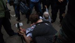 Demonstracje przeciw pisowskiemi skokowi na Sad Najwyzszy