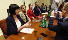 Komisja sejmowa o zakazie aborcji