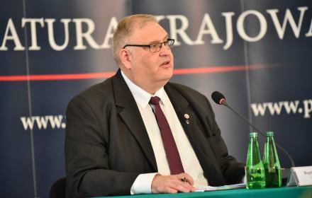 Delegacje prokuratorów to kompetencja Bogdana Święczkowskiego - na zdjęciu