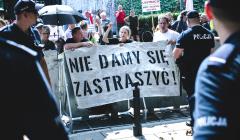 Sejm jest nasz. Fot. Agata Kubis