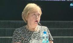 Małgorzata Gersdorf, wykład na UW, 3 lipca 2018gersdorf2