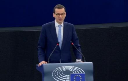 Sesja plenarna Europarlamentu w Strasburgu