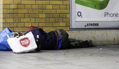 Bezdomni w Berlinie