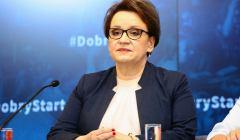 """Konferencja prasowa """" Dobry Start – 300 Dla Ucznia """" w Warszawie"""