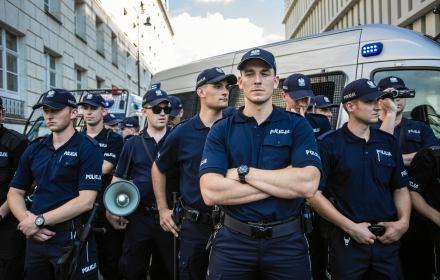 Policjanci nie odwołują protestu po obietnicach MSWiA. 2 października ruszą na Warszawę