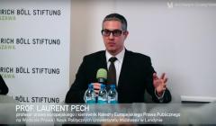 Laurent Pech, konferencja Osiatyńskiego, 16 maja 2018