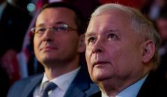 Morawiecki Kaczyński