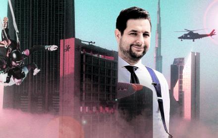 Autorytarny raj podatkowy z megalomańską architekturą. Dubajskie inspiracje Jakiego budzą grozę