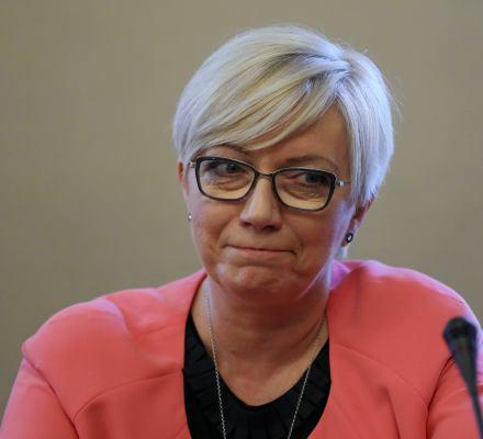Fałsz Julii Przyłębskiej: