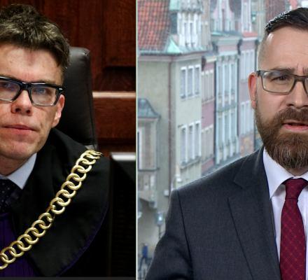 Sędziowie bronią Tulei i Przymusińskiego, którym grożą dyscyplinarki za krytykę KRS