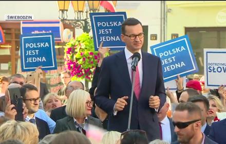 3000 km drogowych kłamstw Morawieckiego. Znowu przed wyborami Polska w ruinie