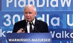 Jarosław Kaczyński, Olsztyn, 22 IX 2018