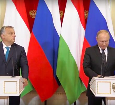 """""""Budapeszt to rosyjski koń trojański w UE"""". Węgierski analityk o spotkaniu Putin-Orban"""
