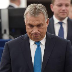Wiktor Orban zastanawia się nad artykułem 7 wobec Węgier