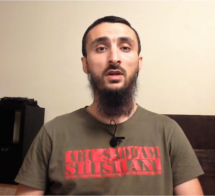 Moja broda nie podoba się ani w Czeczenii, ani w Polsce.