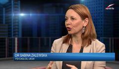 Sabina Zalewska, kandydatka na RPD