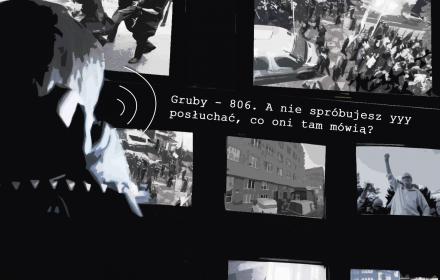 """""""Nadzór mają cały czas nad sobą"""". Rozmowy tajniaków, którzy śledzili Obywateli RP, OSĘ i KOD [STENOGRAMY]"""