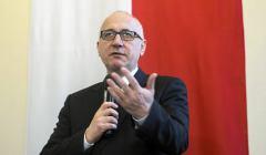 Odprawa z ministrem Joachimem Brudzinskim w Rzeszowie