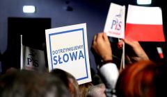 Konwencja wyborcza PiS w Bialymstoku