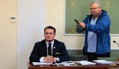 Proces w trybie wyborczym w Kielcach Bogdana Wenty przeciw Dominikowi Tarczynskiemu