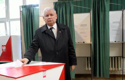 Tak PiS zalegalizuje wadliwe wybory i uzna je za ważne, nawet jeśli zagłosuje tylko Kaczyński