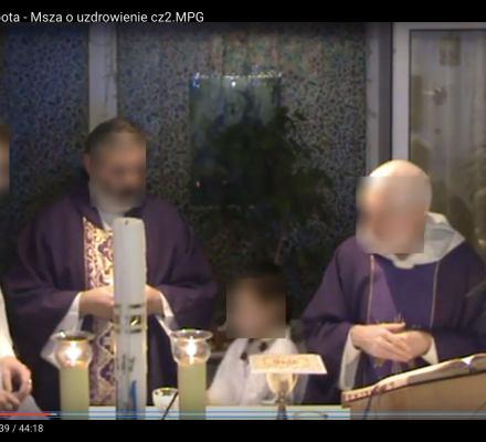 Церква подарувала священику педофілу парафію під Одесою та міністрантів.У Польщі він проводить ретрит