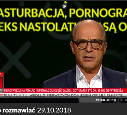 Masturbacja, David Bowie i BDSM zagładą polskich rodzin. Krucjata prawicy przeciwko Tęczowemu Piątkowi