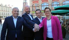 Jacek Sutryk kandydatem na prezydenta Wroclawia