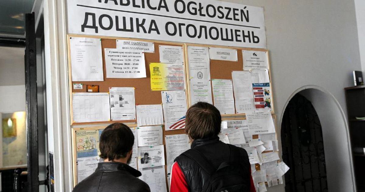 Rynek pracy dla Ukraińców w Polsce