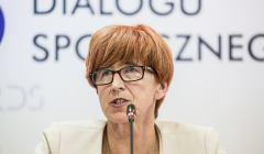 Rada Dialogu Spolecznego w sprawie podwyzek w sferze budzetowej