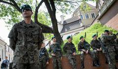 zaprzysiezenie lubelskiej brygady obrony terytorialnej