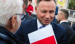 Andrzej Duda a związki partnerskie