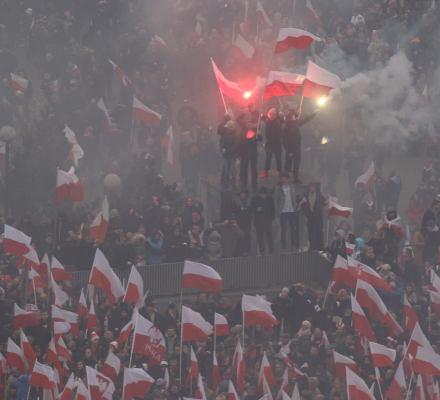Marsz Niepodległości 2018: wygrali nacjonaliści, przegrał PiS i Rzeczypospolita