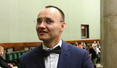Mikołaj Pawlak, kandydat na Rzecznika Praw Dziecka